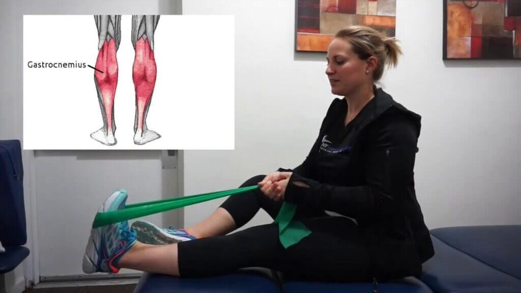 %name Physical Therapy for Ankle Pain